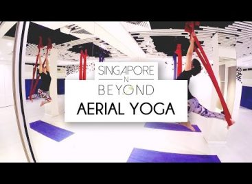 [VIDEO] Aerial Yoga with Simply Yoga