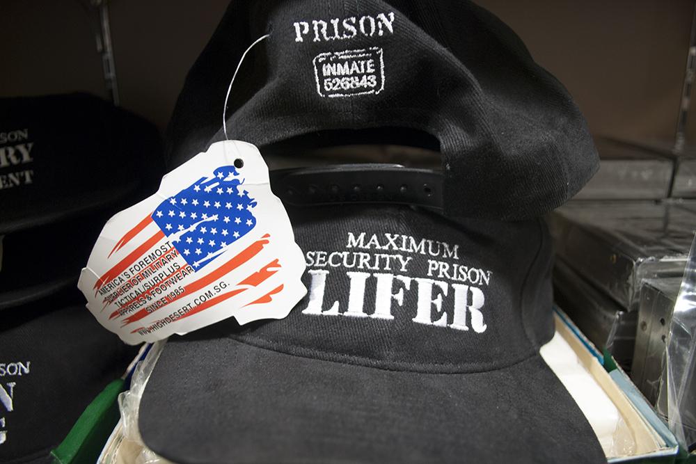 Mustafa 06 - Prison Gear