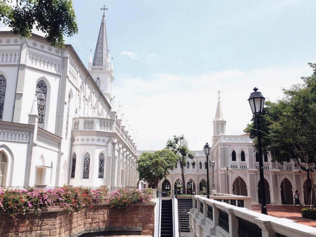 """instagrammable architecture in Singapore, singaporenbeyond, architecture, photography"""