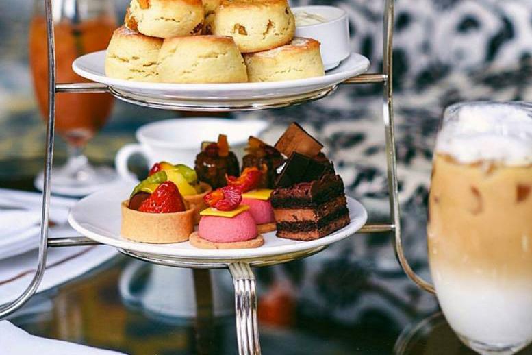 """afternoon tea in singapore, luxury, singaporenbeyond"""
