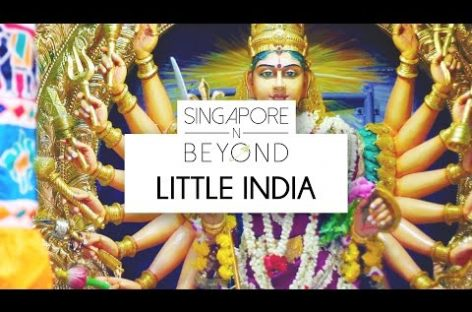 [VIDEO] Little India, Singapore