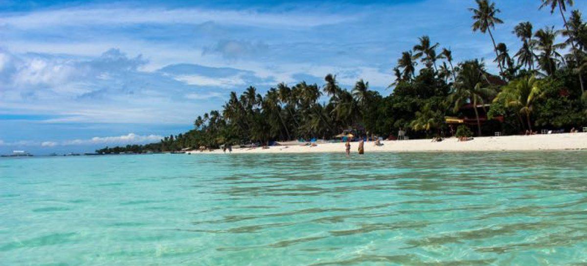 Exploring Bohol island's lush nature