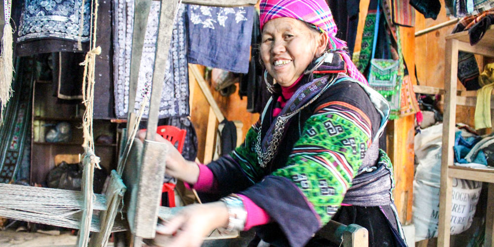 The friendly Xafo locals of Sapa Vietnam