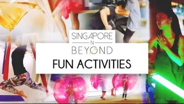 [VIDEO] Activities to do in Singapore
