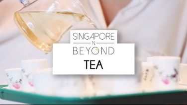 [VIDEO] Tea Workshop in Singapore