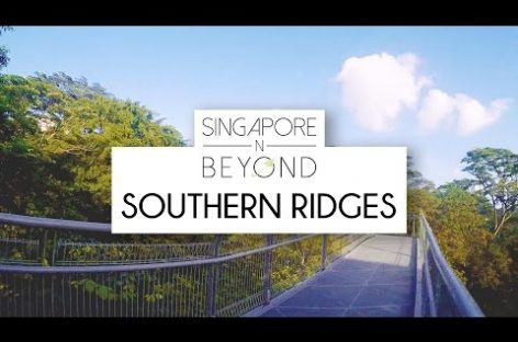 [VIDEO] The Southern Ridges, Singapore