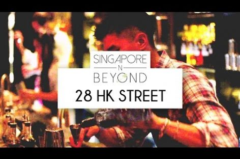 [VIDEO] BEST BARS: 28 HONGKONG STREET
