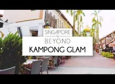 [VIDEO] Kampong Glam, Singapore