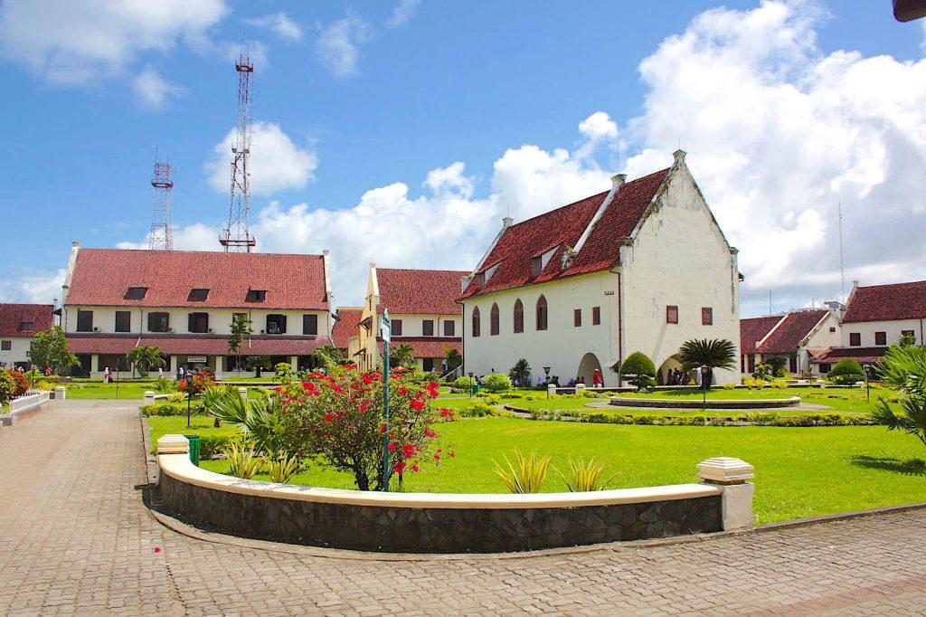 Fort Rotterdam in Makassar