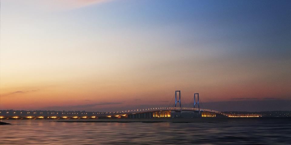 Surabaya sunset