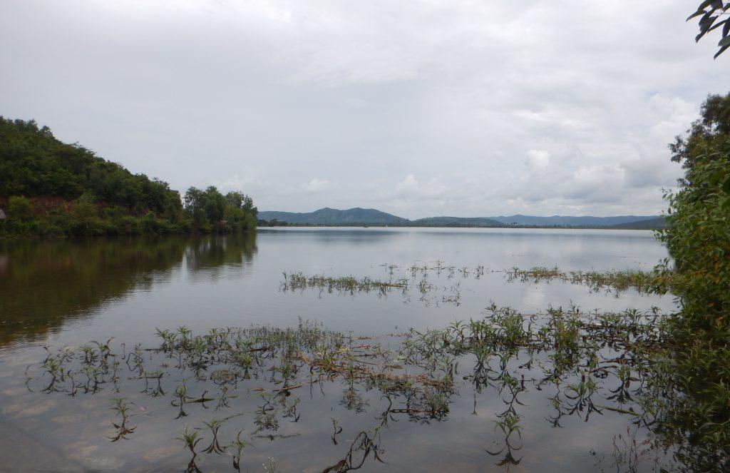 The Secret Lake in Kampot