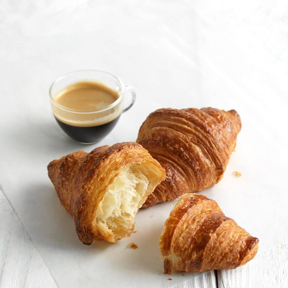 Croissants in Singapore