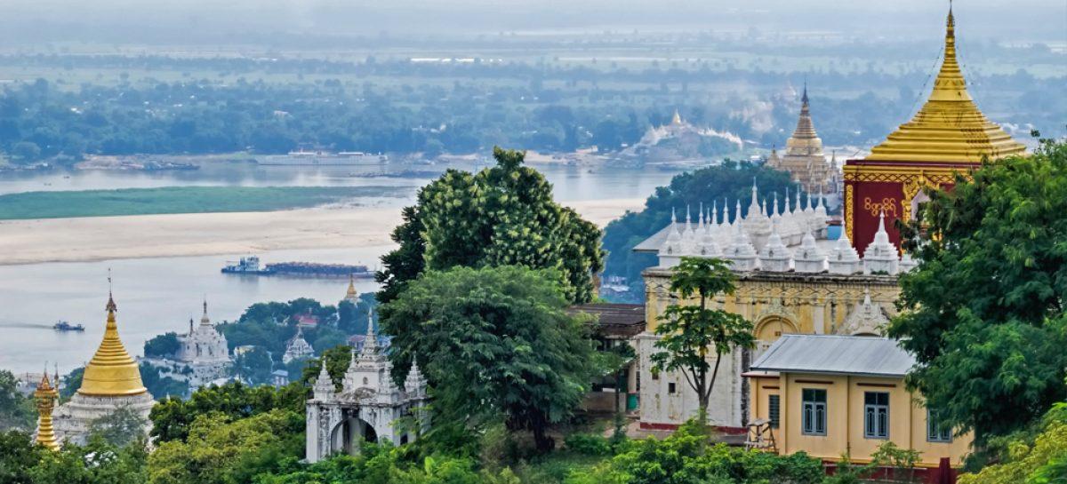 A blissful break in Mandalay