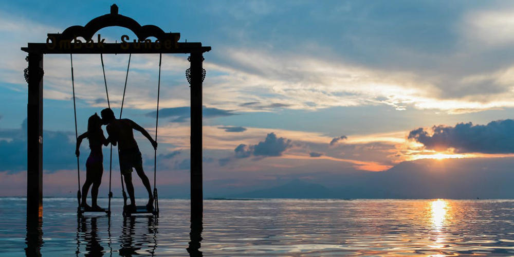 Romance in Gili Islands