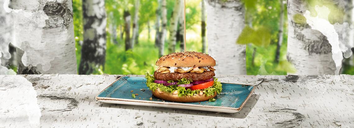 HANS IM GLÜCK burger