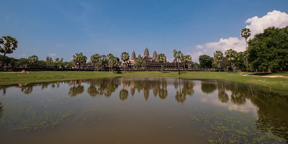 Angkor Wat Temple Compound