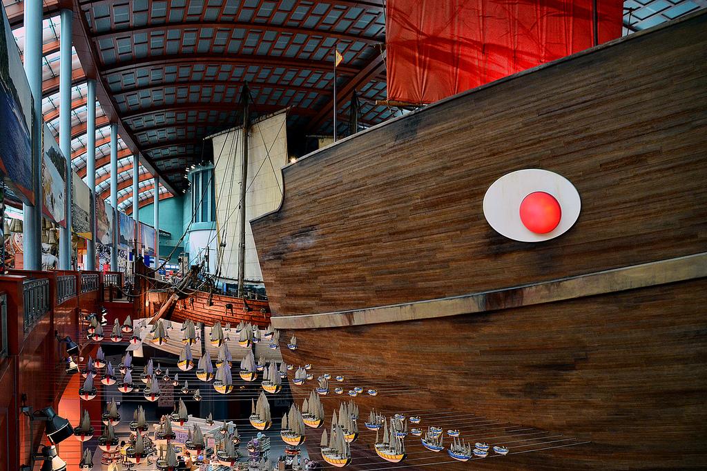 Maritime Experiential Museum and Aquarium