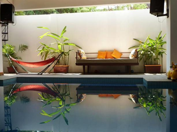 Siem Reap Hostel pool