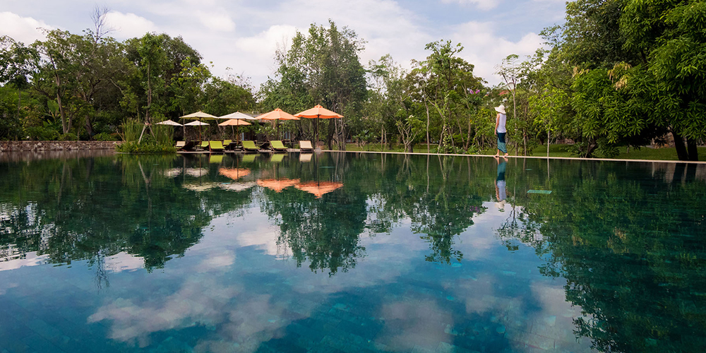 Templation Resort in Siem Reap