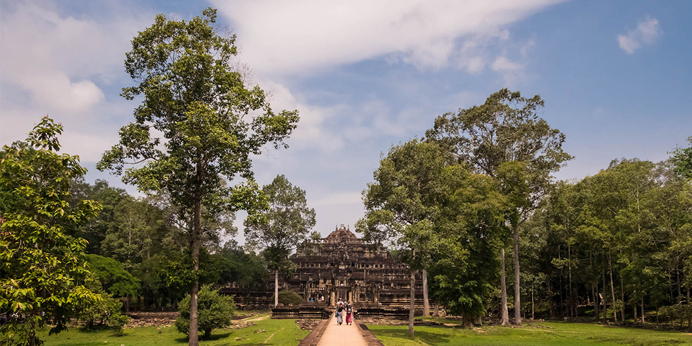 The Baphuon in Siem Reap