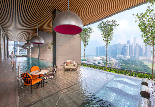staycations in singapore