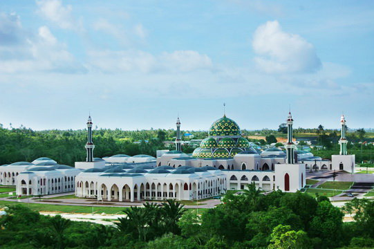 Grand Mosque of Natuna
