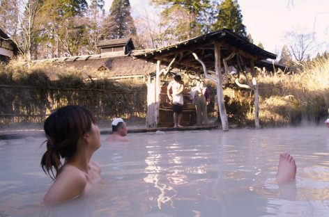 Places for an Asian Nudist Getaway with resorts, saunas and nature