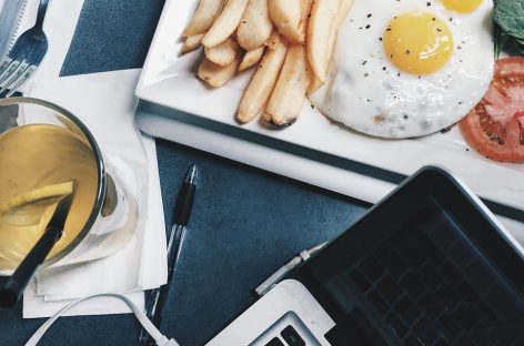 Best work friendly cafes in Singapore with WiFi and plugs