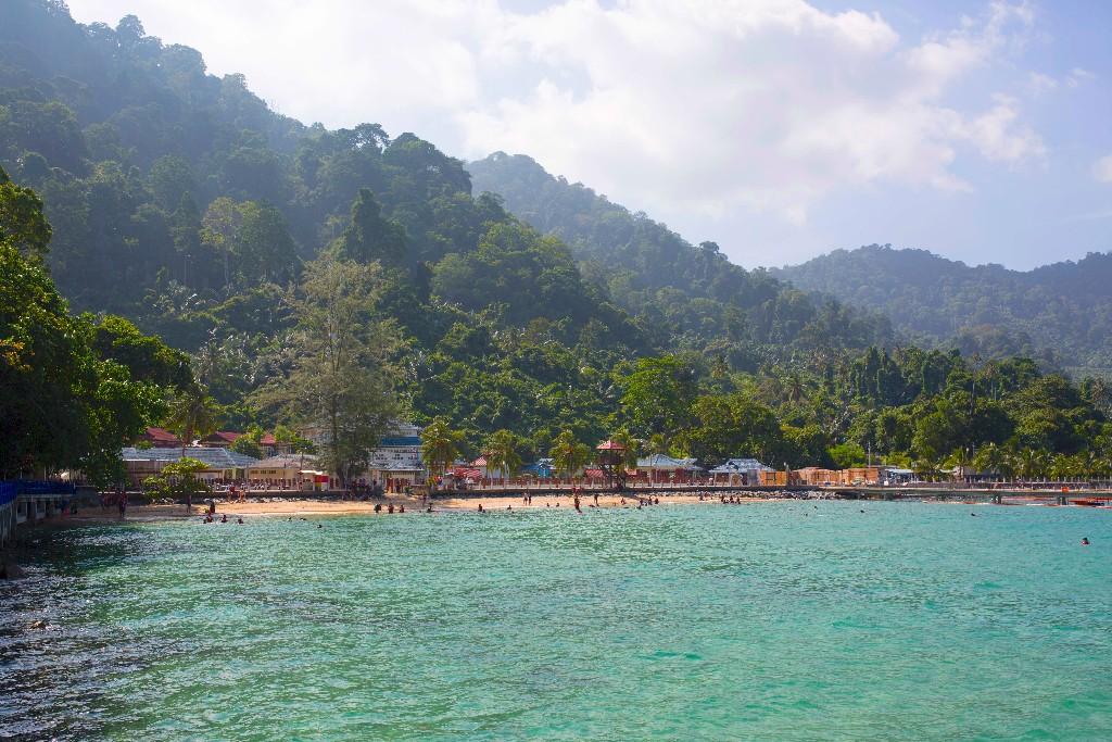 Beaches on Tioman