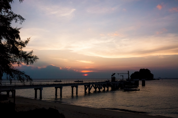Tioman-sunset