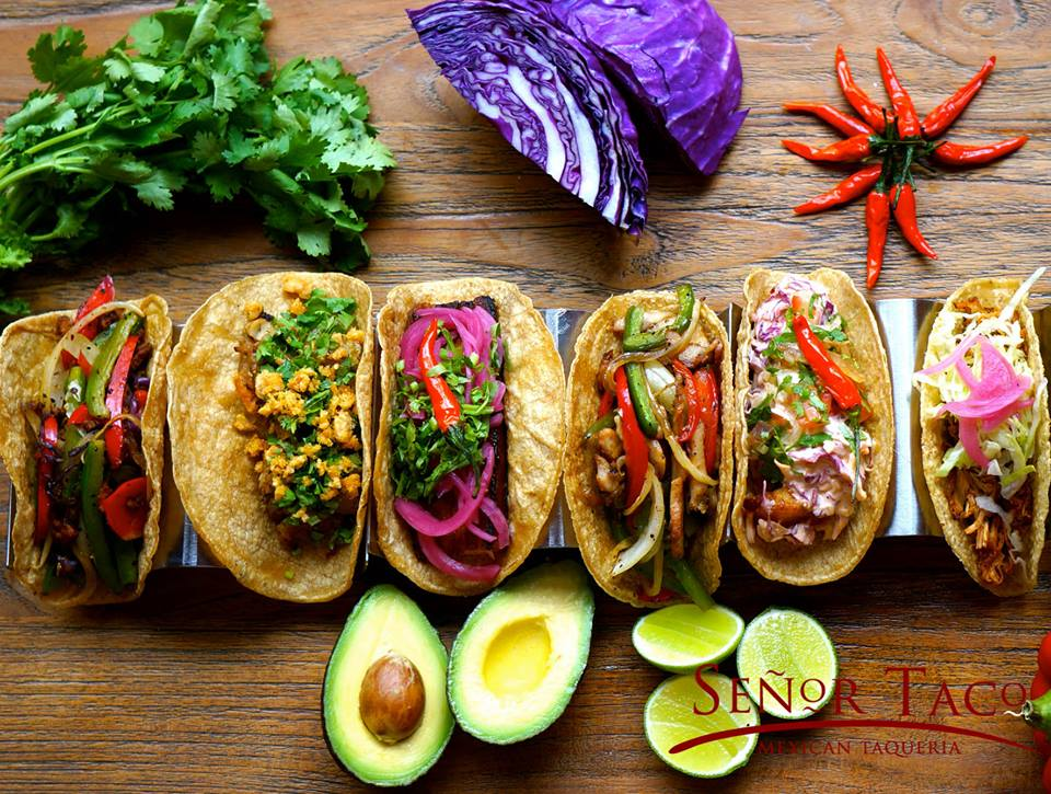latin american food in singapore taco