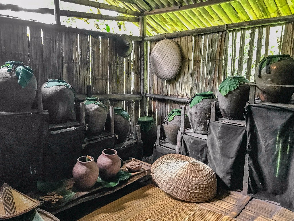 rice-wine-fermentation-of-Lundayeh-tribe_-Mari-Mari-village
