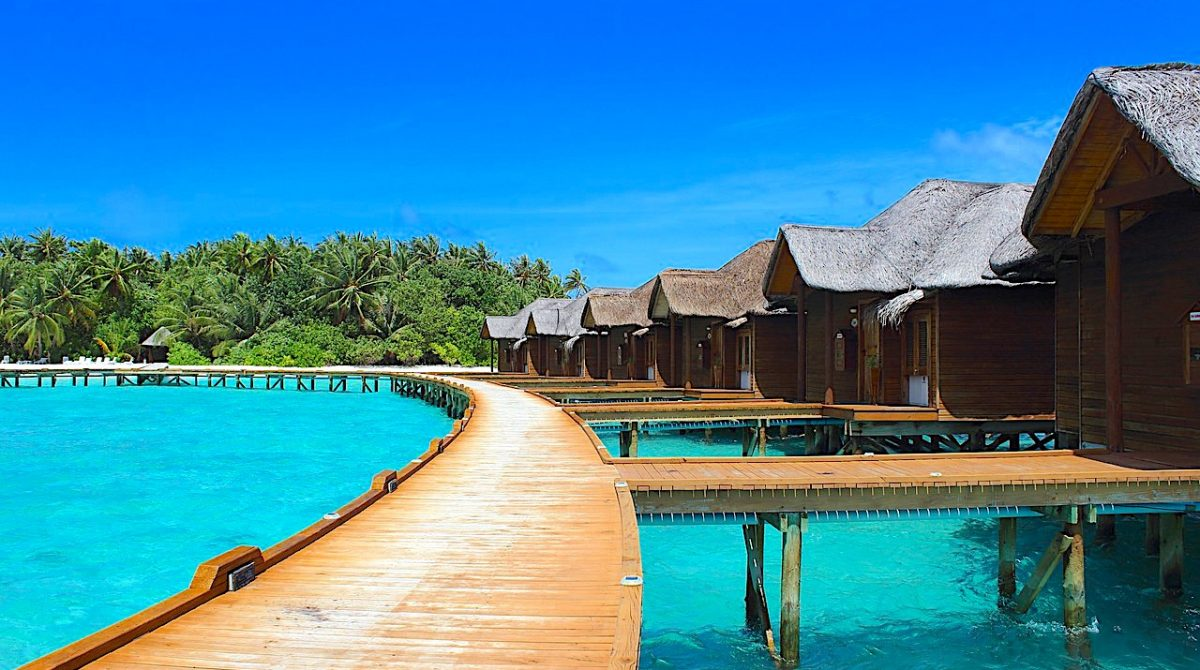 The most Gorgeous Overwater Bungalows in Asia (by country)