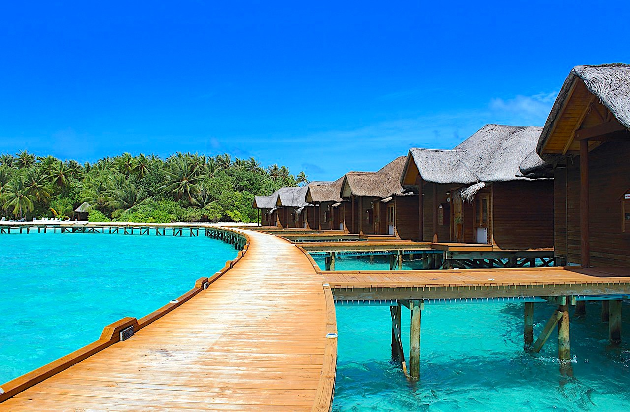 Water Bungalows In Florida The Best Overwater Bungalows