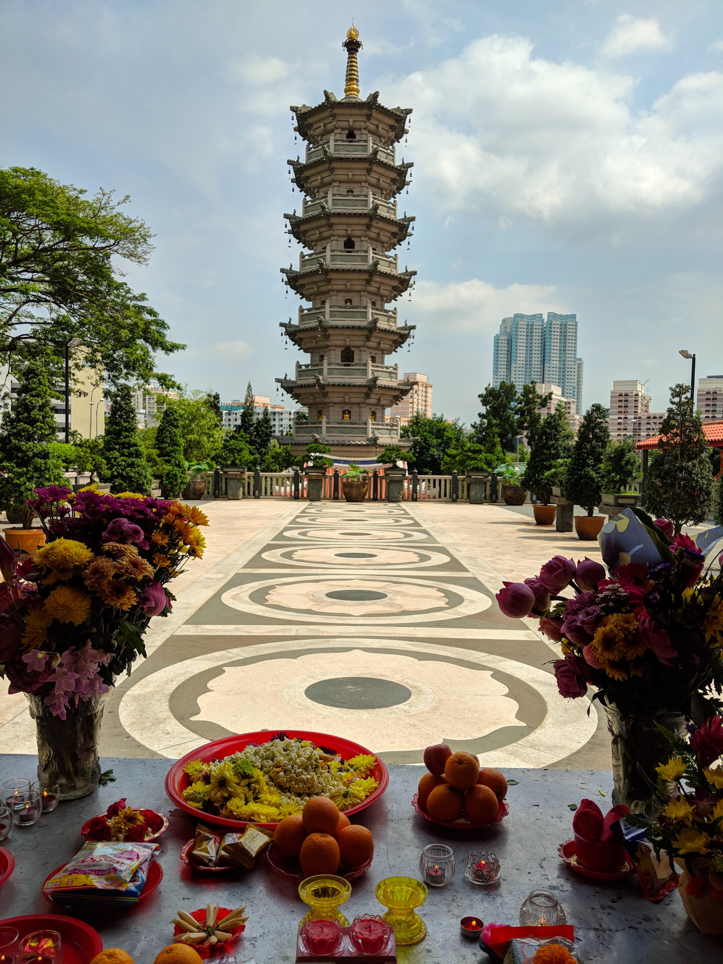"""""""Shuang Lin Monastery pagoda"""""""