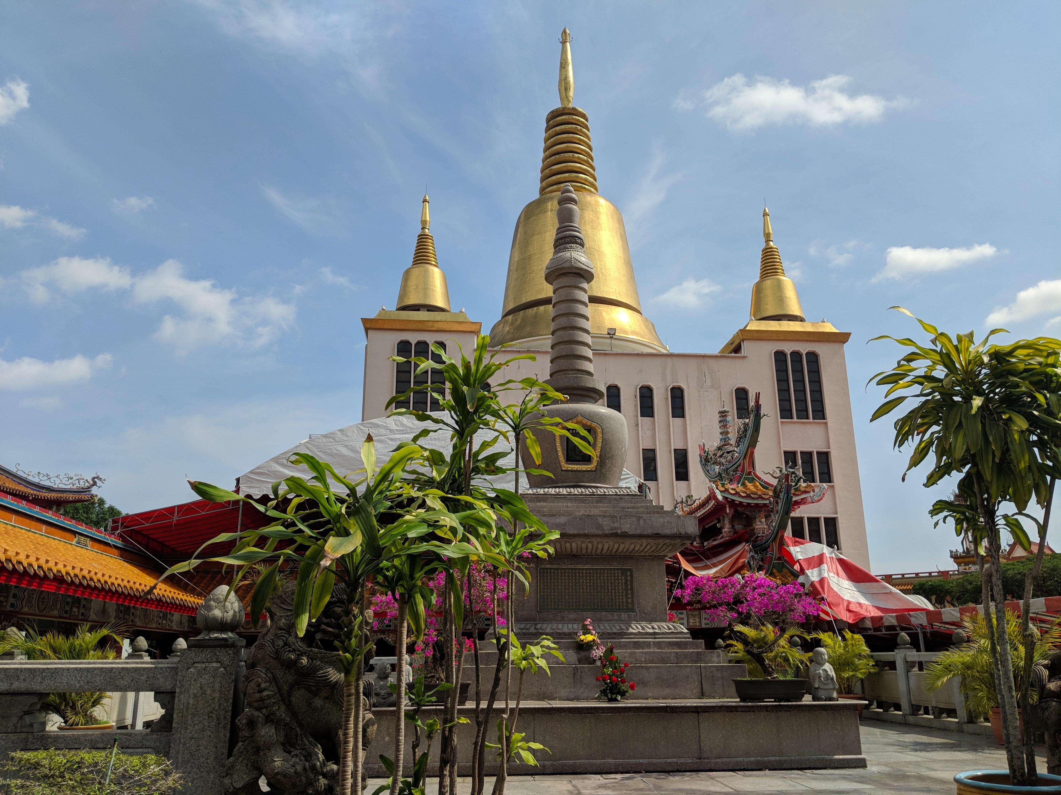 """""""Pagoda of 10,000 Buddhas at Kong Meng San Phor Kark See"""""""