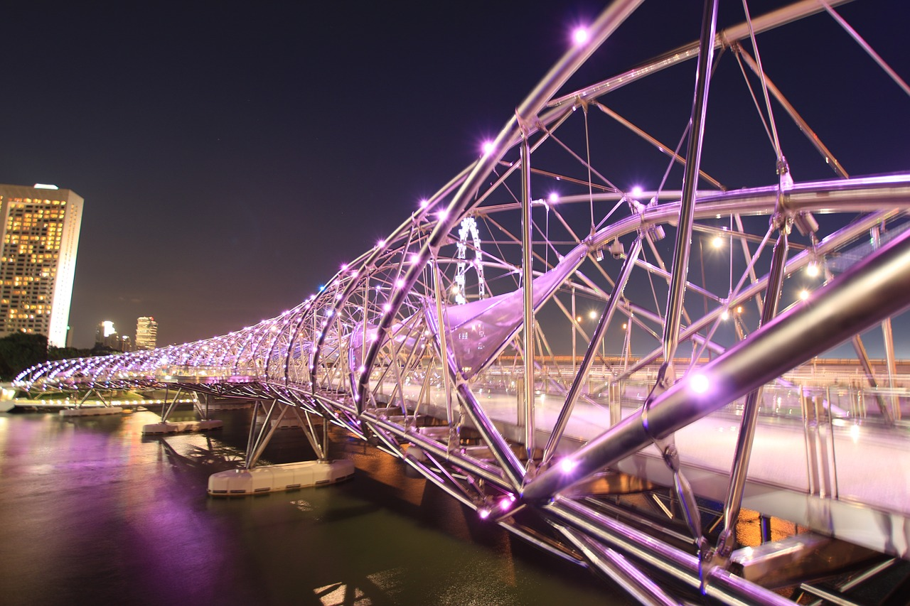 """Helix bridge"""