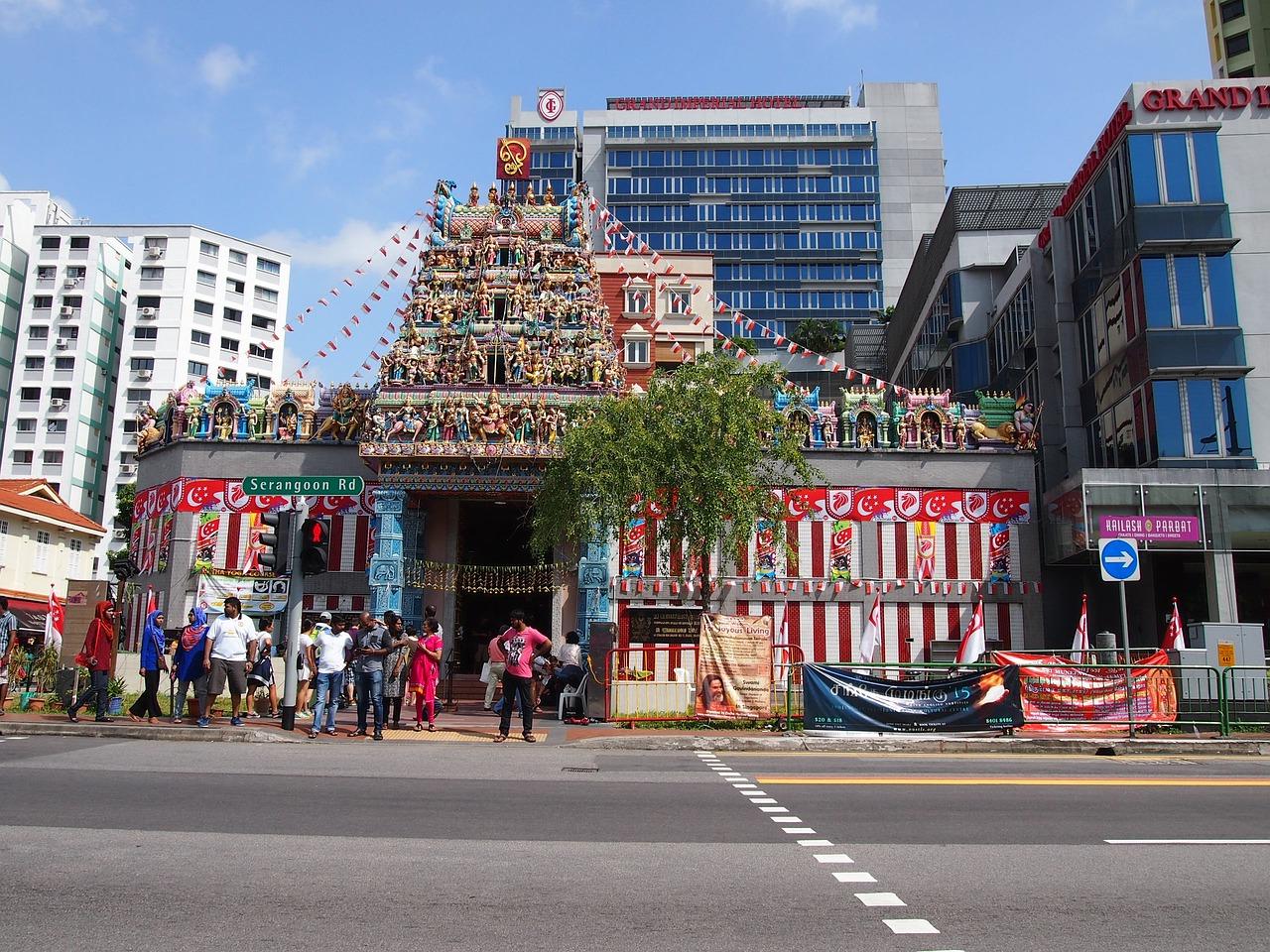 """""""Sri Veeramakaliamman Temple"""""""