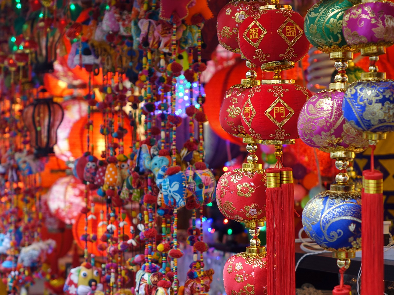 """""""Chinatown Singapore"""""""