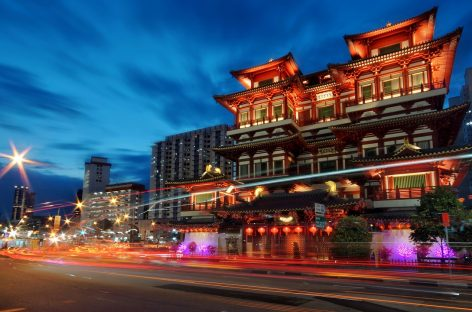 Most beautiful temples in Singapore