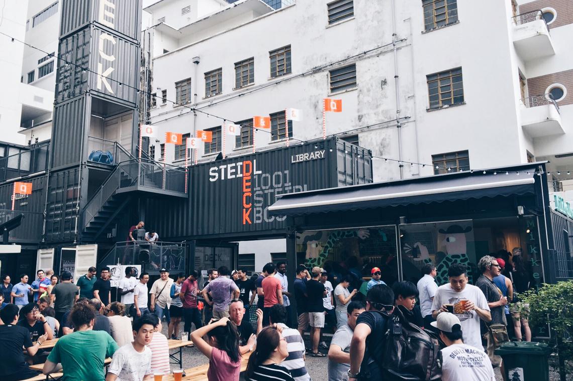 DECK Singapore
