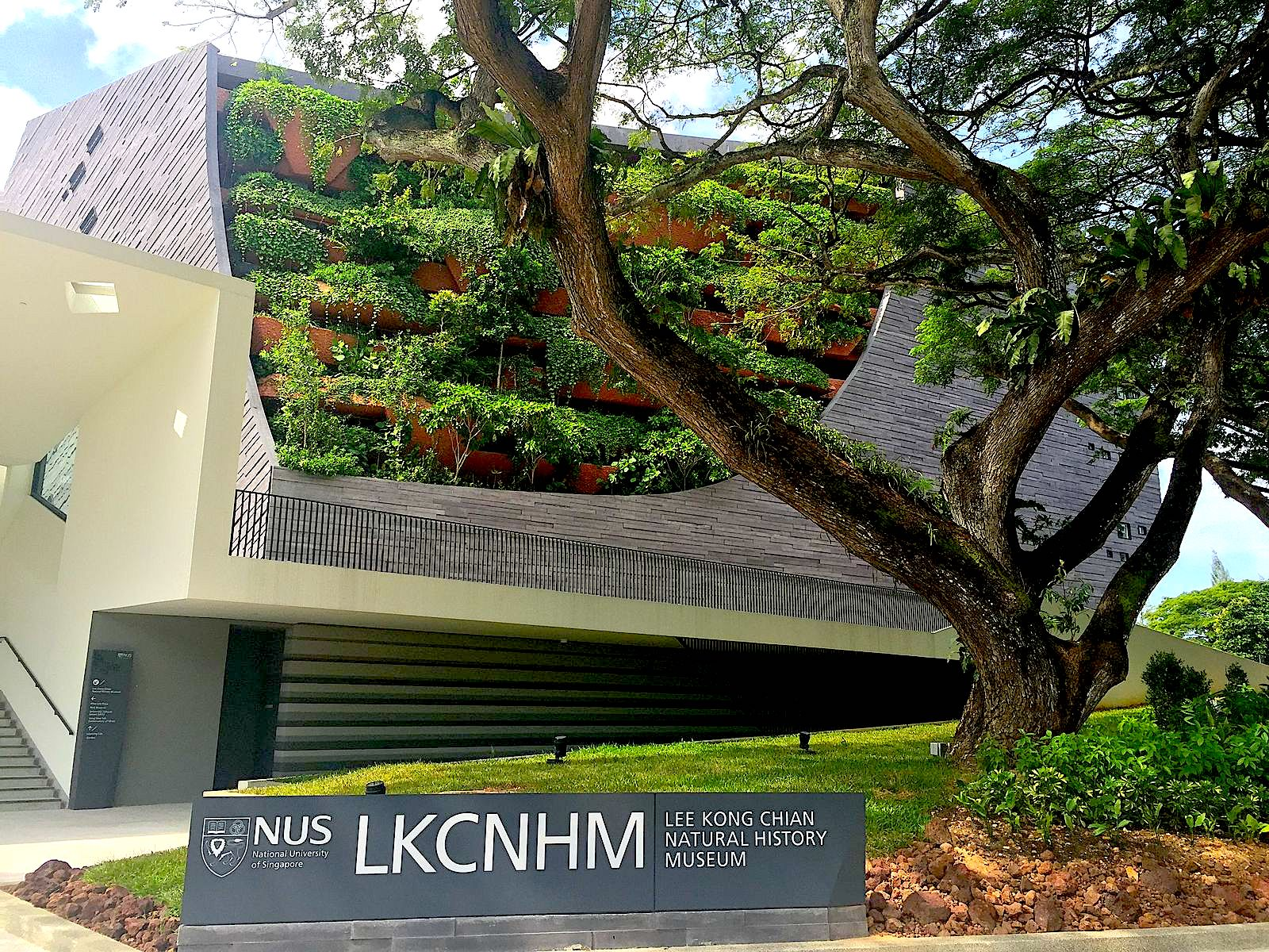 Lee Kong Chian Natural History Museum (NUS) Singapore