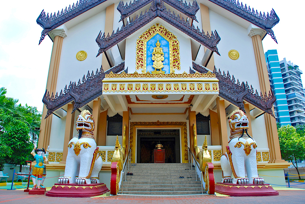 Maha Sasana Ramsi Temple