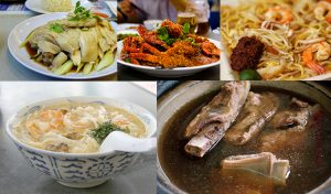 Foods to try in Singapore feature