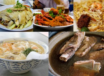 5 great foods to try in Singapore