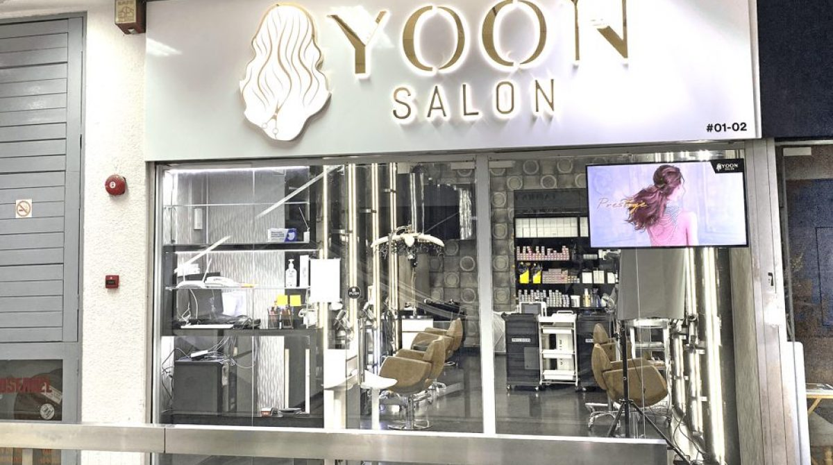 Yoon Salon: Creative Coloring at Its Best in Singapore